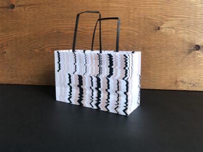 a4サイズデザインペーパーで作るオリジナル紙袋